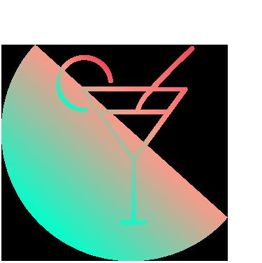 3.Cooctailglas